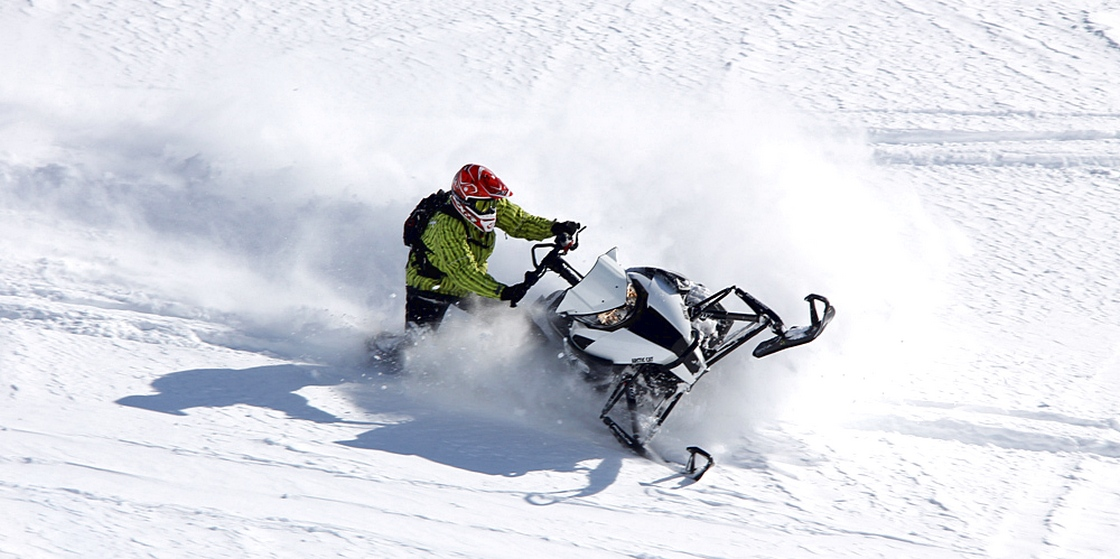 Arctic Cat XF 8000 High Country SnoPro